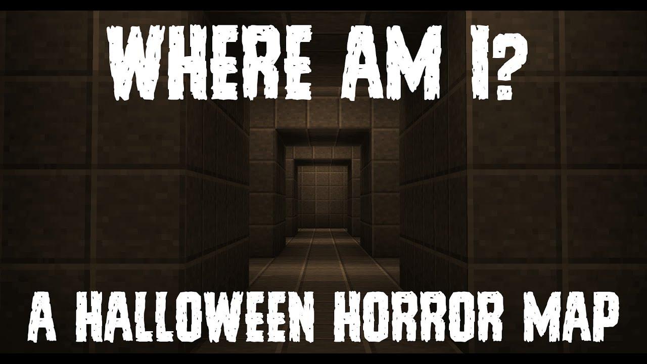 minecraft horror maps download