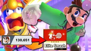 From Low GSP To Elite Smash With Dr. Mario