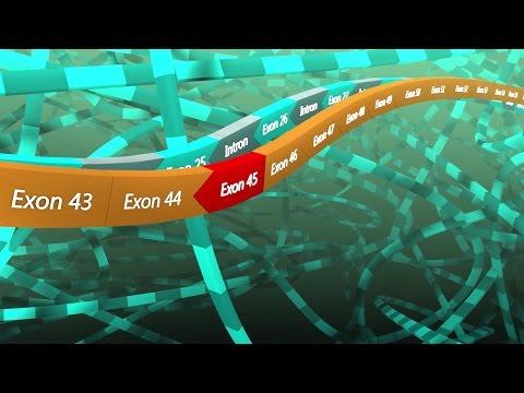 Prosensa's Video Animation on Exon Skipping