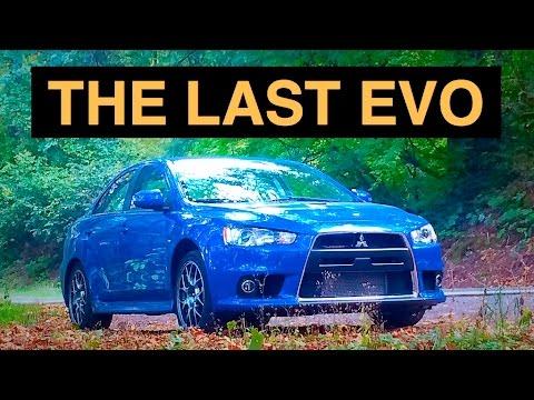 2015 Mitsubishi Evolution X MR Review - The Last Evo