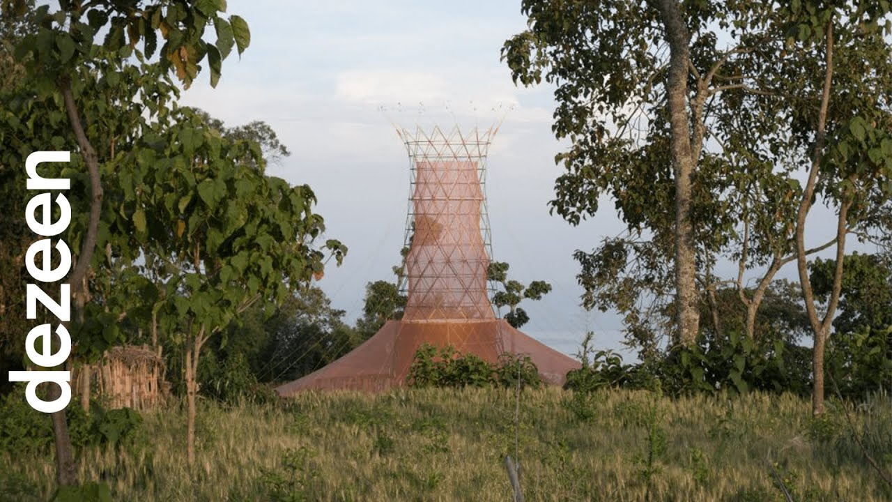 Warka Water towers harvest drinkable water from the air ...