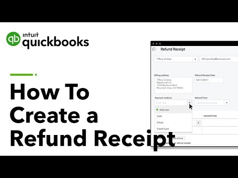 Recording Customer Refunds in QuickBooks