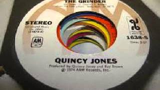 Quincy Jones -Boogie Joe, The Grinder 74