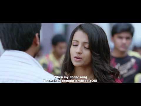 Vinnaithaandi Varuvaayaa LAST SCENE .. Heart touching dialogues