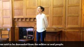 The Sea House: Julie Fowlis at the book launch in Scotland