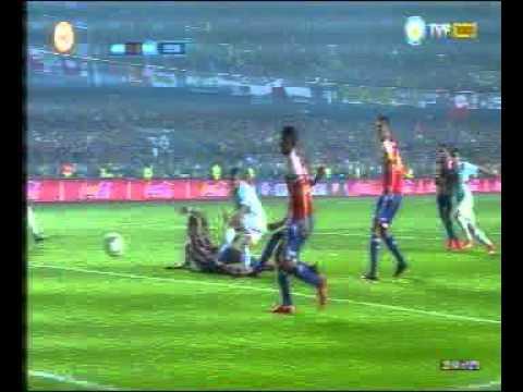 Gol de Marcos Rojo - Argentina 1-0 Paraguay