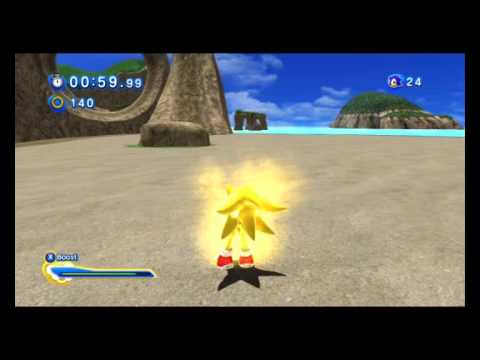 Sonic Generations - SADX MOD[Super Sonic Update].wmv
