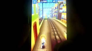 Subway Surfers - Gameplay