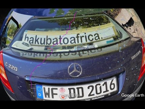 Hakubatoafrika Dust+Diesel 2016 / Ein Stern für Afrika (Teil 3)