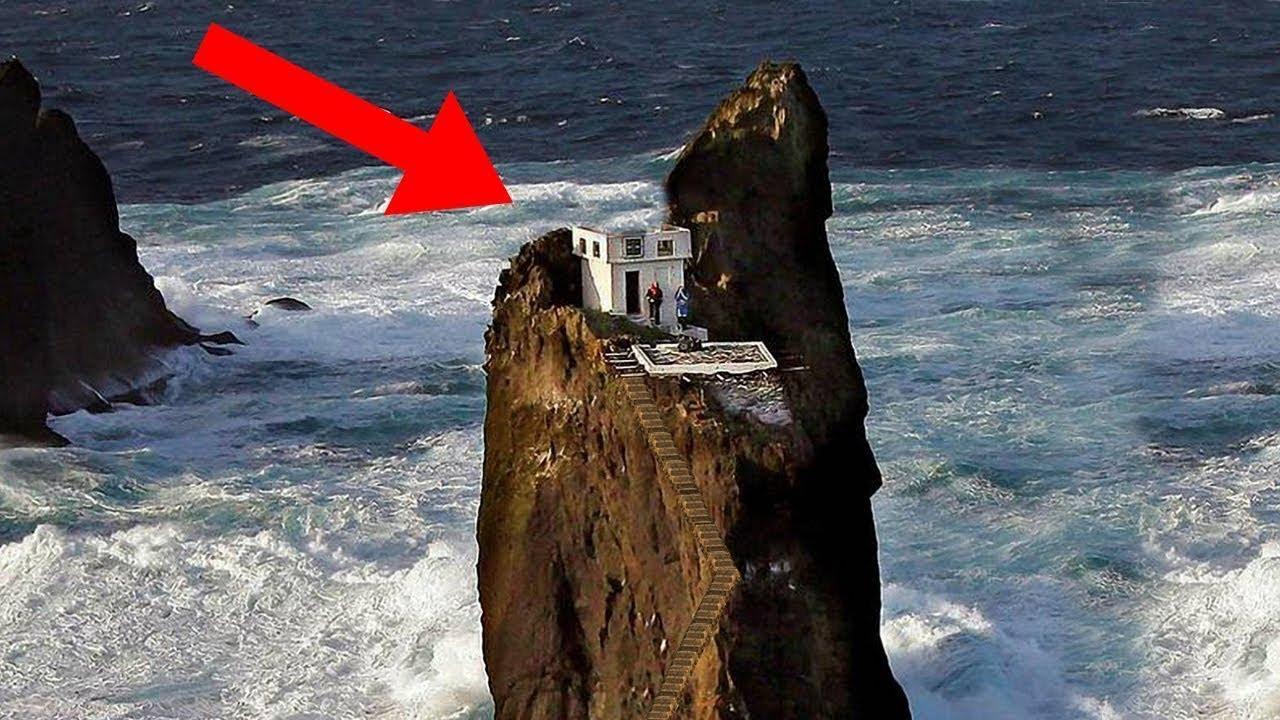 11 Casas más aisladas del mundo