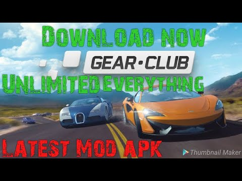 Gear.Club APK MOD 1.21.2 Highly Compressed