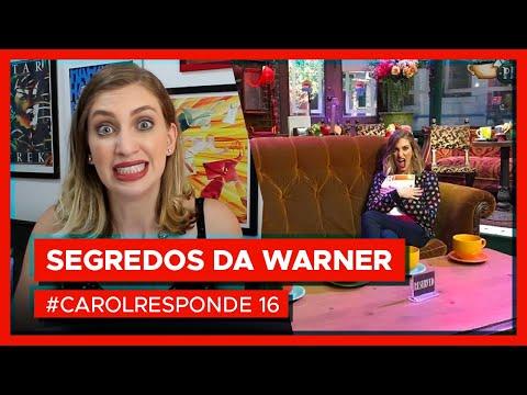 Os segredos da WARNER! | #CarolResponde 16