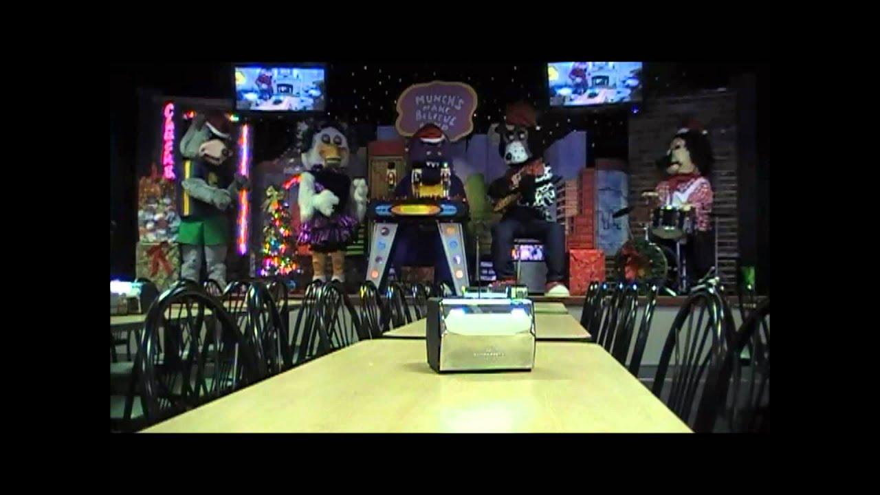 Chuck E Cheese Poughkeepsie Holiday 2012 Segment 4