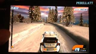WRC 4 PS VITA Multijugador