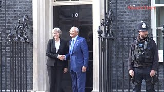 Najib-Theresa may meeting reaffirms strong Malaysia-UK ties