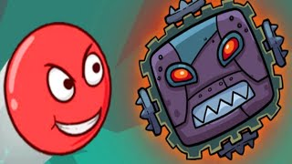 Bounce Ball 7 : Red Bounce Ball Adventure - Funny Leve 1-25 Gameplay Walkthrough (Android,ios)