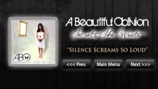 A Beautiful Oblivion - Secrets She Wrote EP - Silence Screams So Loud
