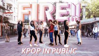 [KPOP IN PUBLIC] BTS (방탄소년단) — FIRE (불타오르네) dance cover by JJANG B