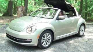 Volkswagen Beetle TDI 2013 Videos