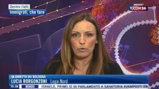 intervista a Lucia Borgonzoni a tgcom