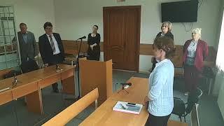 """Оглашение решения суда по """"делу Панова"""", незаконно уволенного Надеждой Качан"""