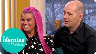Kerry Katona on Meeting Her Long-Lost Brother | This Morning