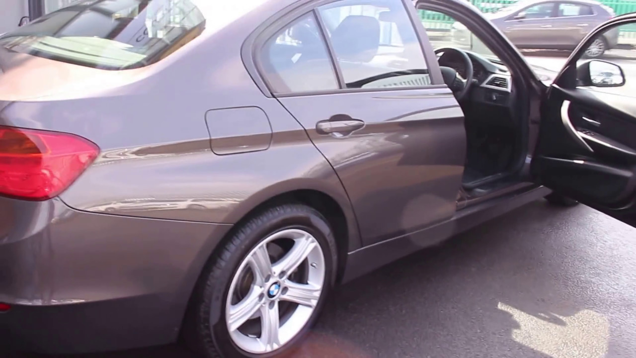 Bmw 320d Se Nav Finished In Jatoba Brown At Rix Motor Company Youtube
