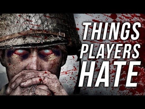 10 Things Call of Duty WW2 Players HATE