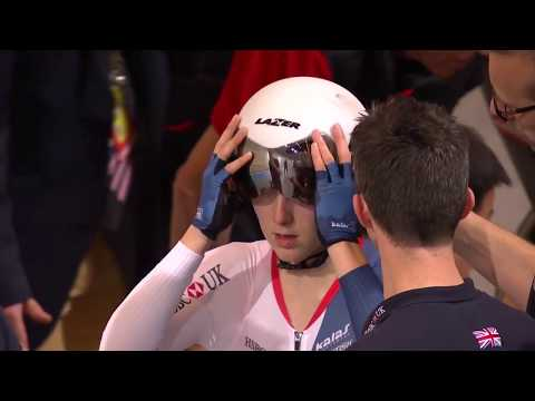 Women's Omnium/Elimination Race - 2018 UCI Track Cycling World Championships