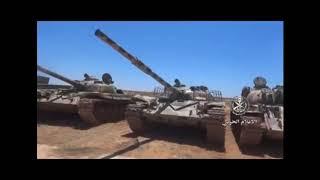 Daraa, Syrien: Riesiges Arsenal erbeuteter Waffen, z.T. aus US-Beständen