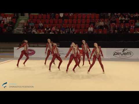 Team Ardor, ITA - AGG World Championships 2017 Helsinki