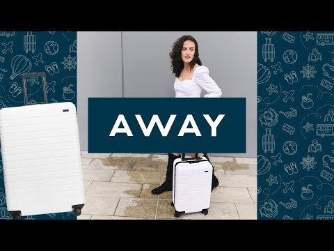 ONE YEAR Away Travel Review   Carry-On + Large Suitcase