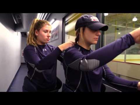 RMU Women's Hockey Mannequin Challenge