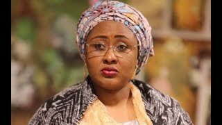 Aisha Buhari Did Not See The President During Her London Visit, Source Says