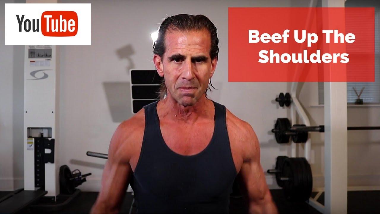 Shoulder Workout For Men Over 40
