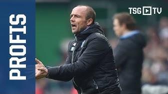 Neuer Cheftrainer: Alfred Schreuder