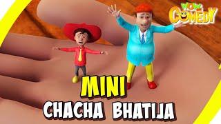 Chacha Bhatija In Hindi- EP05   Mini Chacha Bhatija   Funny Videos For Kids   Wow Kidz Comedy