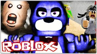 Bonnie Plays ROBLOX in 10 Minutes