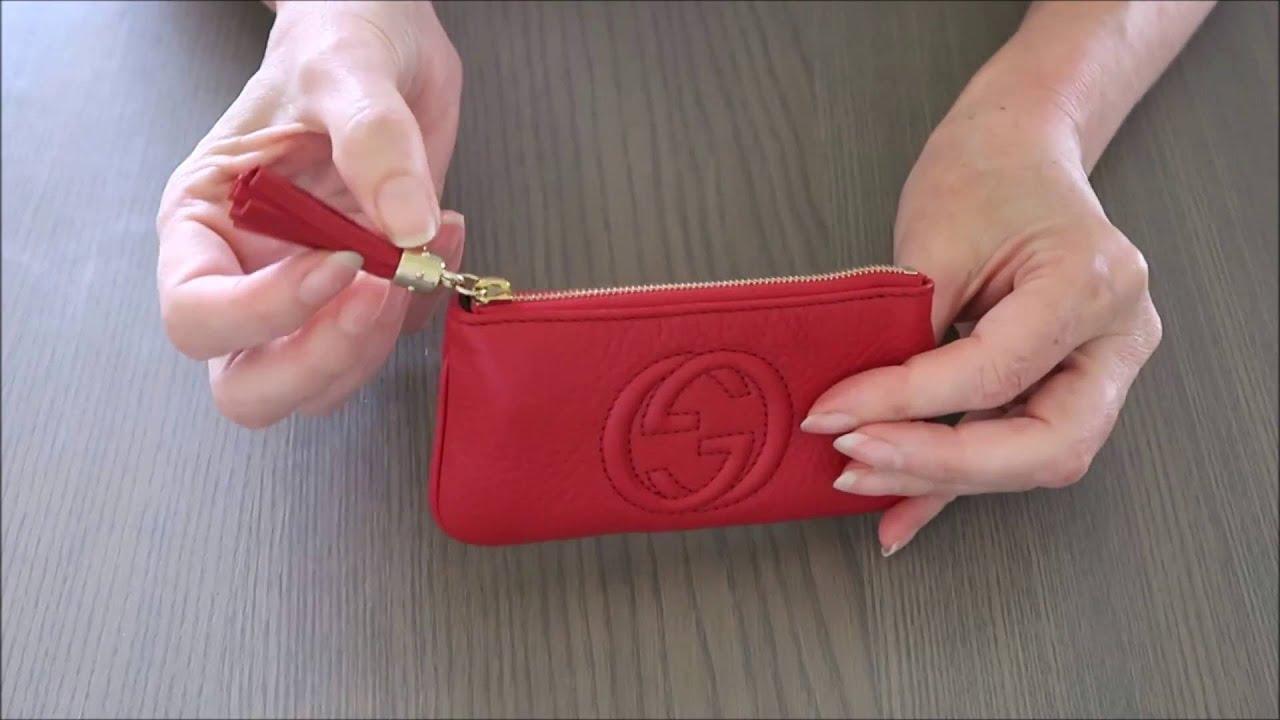 Gucci Soho Key Case  94c32f641
