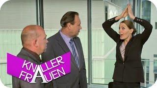 Knallerfrauen-Meeting