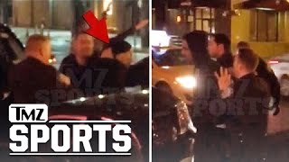 Thabo Sefolosha -- Video of Brutal Clash with Cops ... Headlocked & Taken Down | TMZ Sports