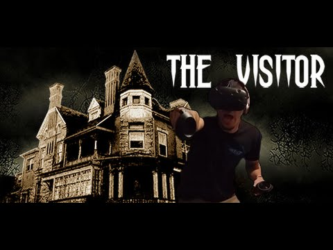 This bitch is playing chess!!! - The Visitor (HTC Vive)