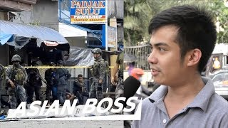Non-Muslim Filipinos React To ISIS Bombing of Cathedral [STREET INTERVIEW] | ASIAN BOSS