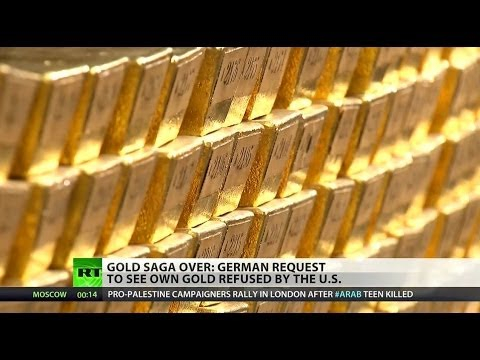 The Fed won't let Germany inspect its own gold