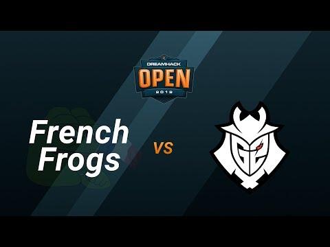 FrenchFrogs vs G2 Esports vod