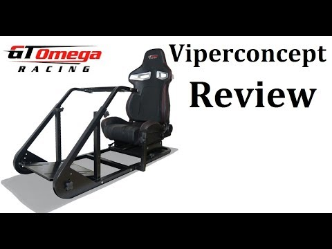 Viperconcept's Review: GT Omega Racing ART Cockpit - RS9 Seat