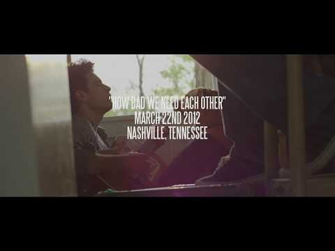Marc Scibilia - How Bad We Need Each Other (Featured on Fox's Bones)