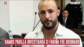 El juez Alejo Ramos Padilla investigará si Leonardo Fariña fue guionado