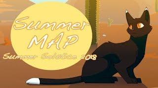 ~* Summer MAP COMPLETE*~ Summer Solstice 2018