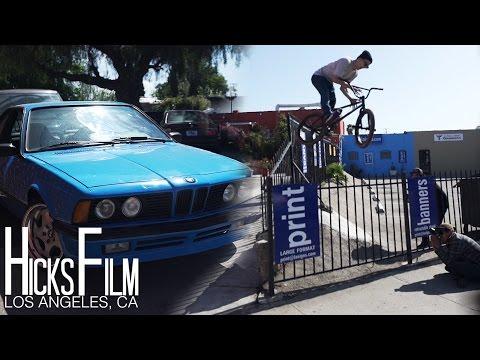 BMWS & BMX on GOVERNMENT PROPERTY